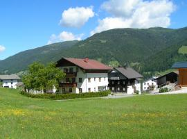 Bauernhof Ober, Birnbaum (Sankt Jakob im Lesachtal yakınında)