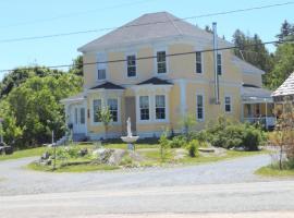 Deer Island Inn, Lords Cove  (Blacks Harbour yakınında)