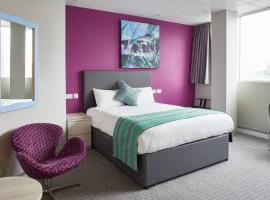 Citrus Hotel Cardiff by Compass Hospitality (Formerly Big Sleep Hotel Cardiff), Cardiff