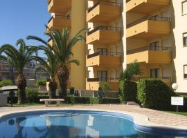 Tamaris Apartamentos, Playa de Xeraco (Casas Las Basas yakınında)