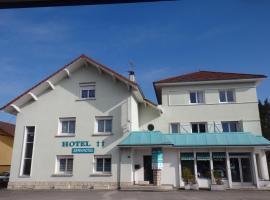 Servhotel, Morestel (рядом с городом Sermérieu)