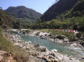 Riveredge Ramganga, Thal (рядом с городом Munsyari)