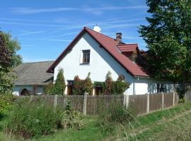 Farma Rybníček, Pelhřimov (Chaloupky yakınında)