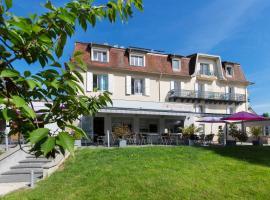 Logis SPA Hotel Beau Site, Luxeuil-les-Bains