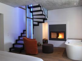 Casa Rossa, Brione