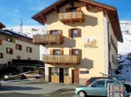 Appartamento Rosalba 420W, Livigno (Trepalle yakınında)