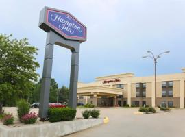 Hampton Inn Decatur Mt Zion Il
