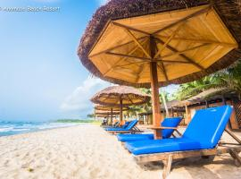 Anomabo Beach Resort, Anomabu (рядом с городом Mankesim)