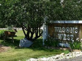 Wagons West RV Park and Storage, Sundre