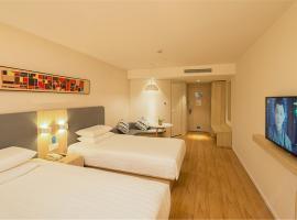 Hanting Hotel Beijing Wukesong Sports Center, Pekin (Wulu Zhan yakınında)