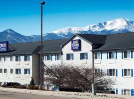InTown Suites Colorado Springs, Colorado Springs