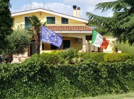 Il Nido Delle Rondini, Grottole (Grassano yakınında)