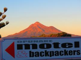Opunake Motel and Backpackers Lodge