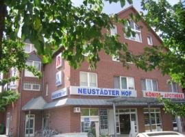 Neustädter Hof Hotel Garni, Neustadt am Rübenberge
