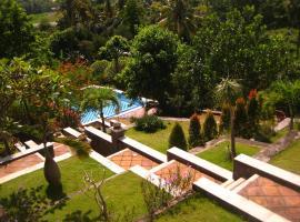 Lovina Villa Resort Puri Bulan, Tegallengah (рядом с городом Celukanbawang)