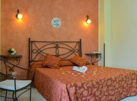 Hotel A Pinnata, Città di Lipari