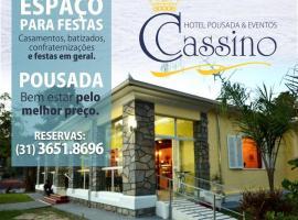 Hotel pousada & Eventos Cassino, Caeté