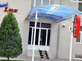 Lux Hotel, Szamarkand