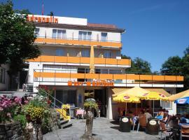 Adrenalin Backpackers Hostel, Braunwald (рядом с городом Linthal)