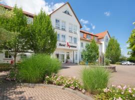 Hotel Montana, Guxhagen (Wattenbach yakınında)