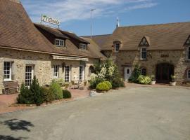 Hotel Oasis, Виллен-ла-Жюель
