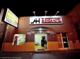 Avenida Hotel, Presidente Prudente (Noite Negra yakınında)