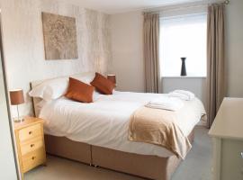 Stunning Copper Quarter Apartment
