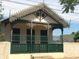 Casa Chalé Gargaú, Cacimbas (São João da Barra yakınında)