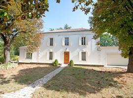 Maison De Maître, Verteuil-d'Agenais (рядом с городом Grateloup)