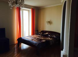Apartment na Vyborgskom