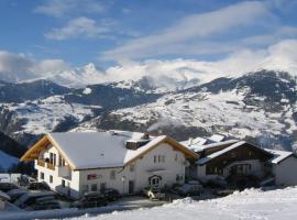 Hotel Alpenrose, Fendels