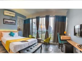 AURA Corporate Suites at Manyata Tech Park
