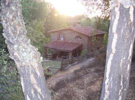 Casa el Alamillo, Galaroza