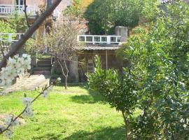 Ancienne bergerie en pierres & son jardin, Vernet-les-Bains (рядом с городом Casteil)