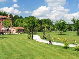 Locanda Acciuga, San Giorgio in Brenta (Grantorto yakınında)