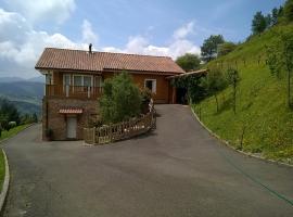 Casa Rural Arbegain Etxea, Aizarna