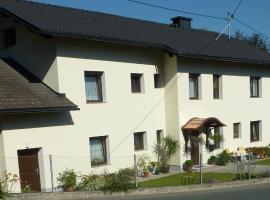 Frühstückspension Neuwersch, Sankt Kanzian (Eberndorf yakınında)