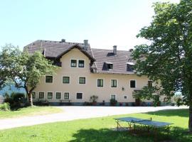 Bauernhof Landhaus Hofer, Annenheim (Sattendorf yakınında)