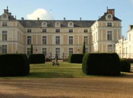 Chateau Colbert, Maulévrier