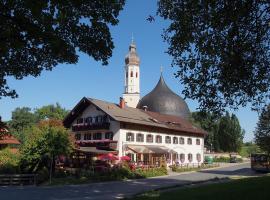 Landgasthof Huberwirt, Rosenheim (Kolbermoor yakınında)