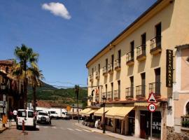 Hotel Hispanidad, Guadalupe (Alía yakınında)