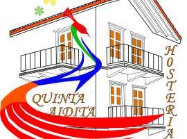 Hosteria Quinta Aidita Resort, Guano (San Andrés yakınında)