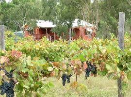 Fergies Hill Spa Cottage @ Granite Ridge Wines, Ballandean (Wyberba yakınında)