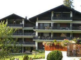Les Sapins, Schwarzsee