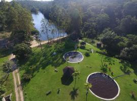 Hotel Fazenda Villa Rial, Cachoeira (Campinas yakınında)