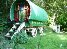Romany Wagon Retreat, Llandysul