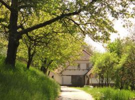 Holiday Barn, Myjava (Nová Lhota yakınında)