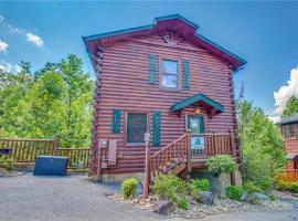 Celebration Lodge- Four-Bedroom Cabin