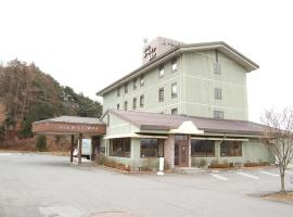 Hotel Route-Inn Court Karuizawa, Miyota (Komoro yakınında)