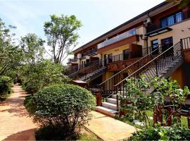 The Modern Holiday Villa Beijing Gubeikou Branch